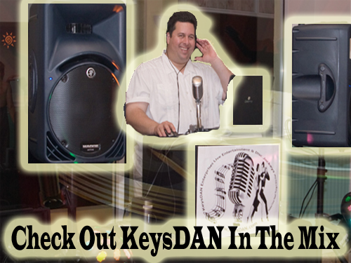 Check Out KeysDAN In The Mix