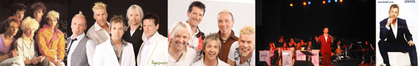 Kajagoogoo are a British pop band, best known for their first single, 'Too Shy', which reached #1 in the UK Singles Chart (#5 on the U.S. Billboard Hot 100) in 1983.