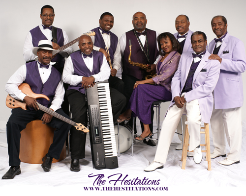 The Hesitations are a singing group from Cleveland, Ohio that first began recording on the Kapp label in 1967. 'Born Free' from the movie of the same name, and 'The Impossible Dream' were their most noted hits. They recorded four Albums 'Soul Superman', 'Born Free', 'That's Where Its At' and 'Solid Gold'. The Hesitations went to New York in 1968 where they performed at the famed Apollo Theater along with Chuck Jackson. They toured Germany with Dick Clark with the USO show, which was also broadcast on the Armed Forces Radio Stations. The Hesitations have performed with Gladys Knight and the Pips, Stevie Wonder, The Ojays, Sly and the Family Stone and a multitude of others. The group continued to perform until the late 80's when they disbanded.